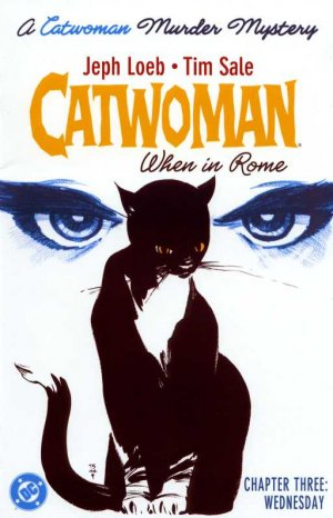 Catwoman - A Rome # 3 Issues