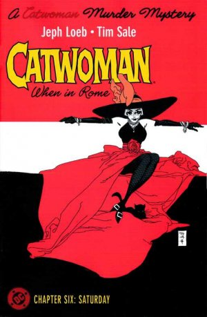 Catwoman - A Rome # 6 Issues
