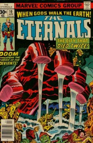 Les Eternels # 10 Issues V1 (1976 - 1978)