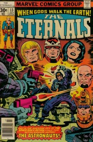 Les Eternels # 13 Issues V1 (1976 - 1978)