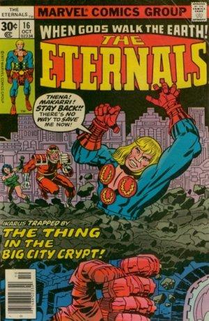 Les Eternels # 16 Issues V1 (1976 - 1978)