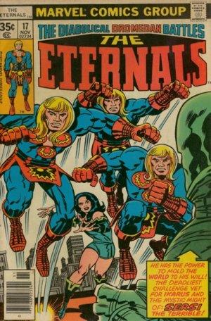 Les Eternels # 17 Issues V1 (1976 - 1978)