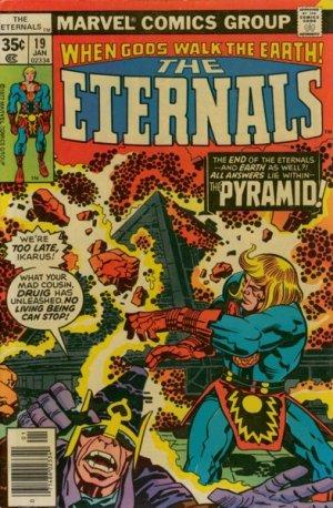 Les Eternels # 19 Issues V1 (1976 - 1978)