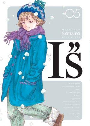 couverture, jaquette I''s 5 Perfect (Tonkam) Manga
