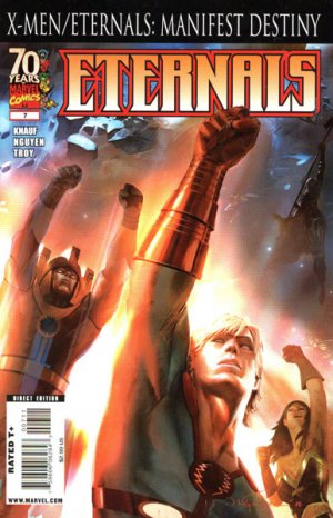 Les Eternels # 7 Issues V4 (2008 - 2009)