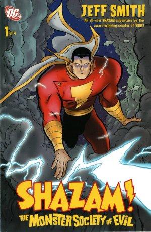 Shazam contre la Société des Monstres # 1 Issues