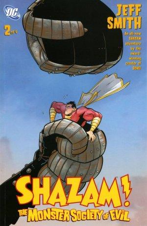 Shazam contre la Société des Monstres # 2 Issues