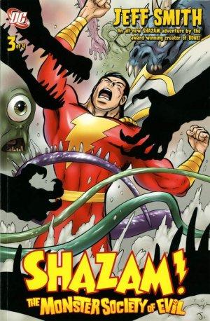 Shazam contre la Société des Monstres # 3 Issues
