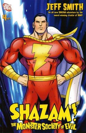 Shazam contre la Société des Monstres # 4 Issues