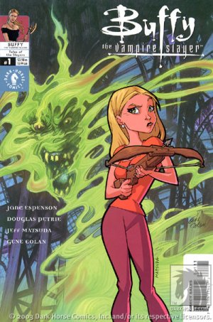 Buffy the Vampire Slayer - Tales of the Slayers édition Issues