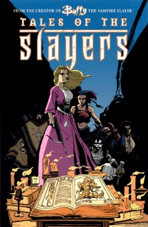 Buffy the Vampire Slayer - Tales of the Slayers