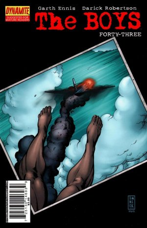 The Boys # 43 Issues (2006 - 2012)