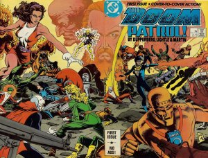 The Doom Patrol édition Issues V2 (1987 - 1995)