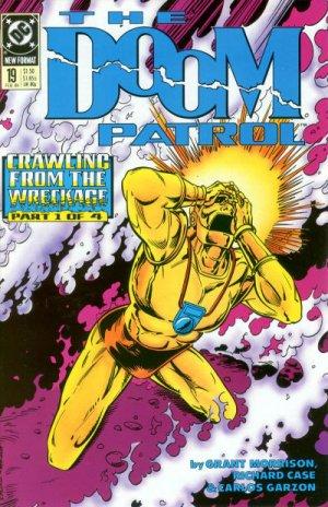 The Doom Patrol # 19 Issues V2 (1987 - 1995)
