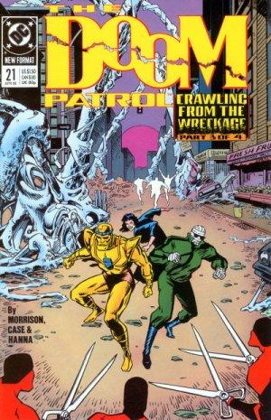 The Doom Patrol # 21 Issues V2 (1987 - 1995)