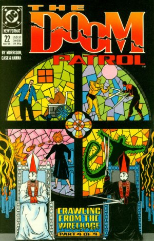 The Doom Patrol # 22 Issues V2 (1987 - 1995)