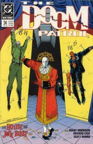The Doom Patrol # 24 Issues V2 (1987 - 1995)