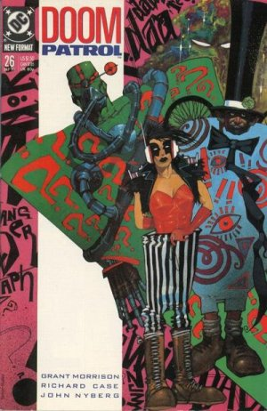 The Doom Patrol # 26 Issues V2 (1987 - 1995)