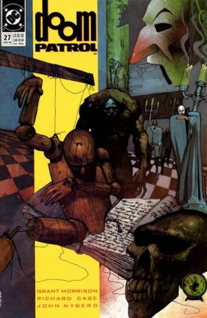 The Doom Patrol # 27 Issues V2 (1987 - 1995)