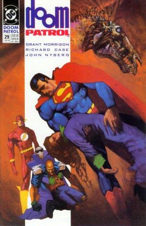 The Doom Patrol # 29 Issues V2 (1987 - 1995)