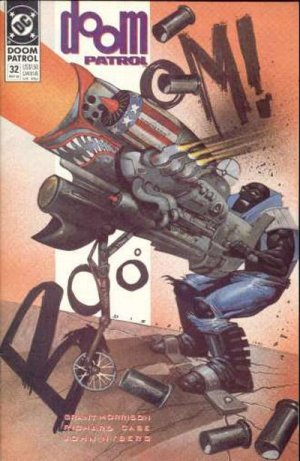 The Doom Patrol # 32 Issues V2 (1987 - 1995)