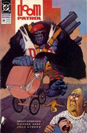The Doom Patrol # 34 Issues V2 (1987 - 1995)