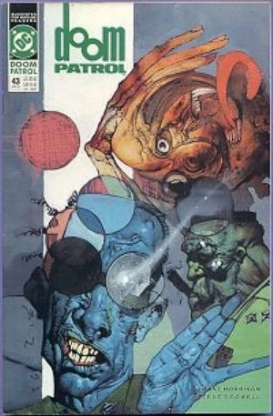 The Doom Patrol # 43 Issues V2 (1987 - 1995)