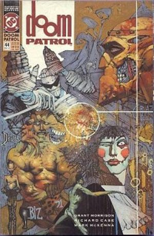 The Doom Patrol # 44 Issues V2 (1987 - 1995)