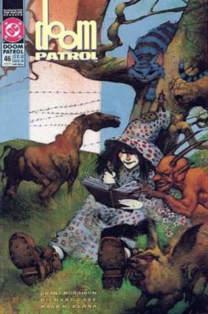 The Doom Patrol # 46 Issues V2 (1987 - 1995)
