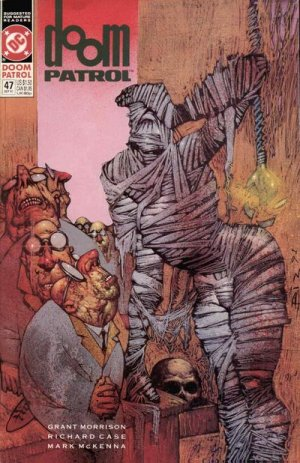 The Doom Patrol # 47 Issues V2 (1987 - 1995)