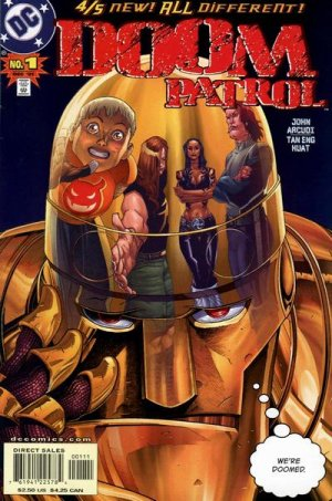The Doom Patrol édition Issues V3 (2001 - 2003)