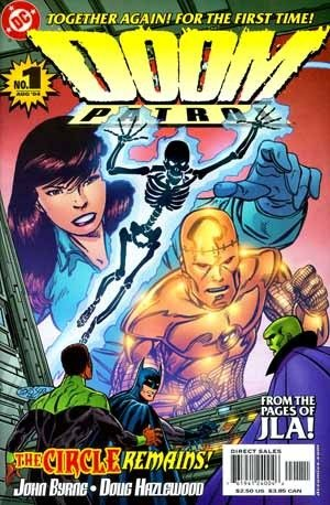 The Doom Patrol édition Issues V4 (2004 - 2006)