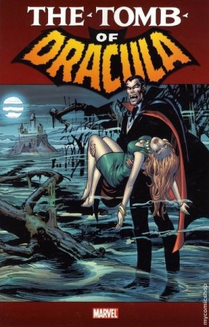 The Tomb of Dracula édition TPB Softcover