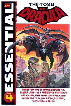Le tombeau de Dracula édition TPB softcover (souple) - Essential