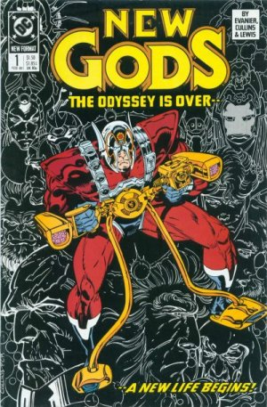 New Gods édition Issues V3 (1989 - 1991)