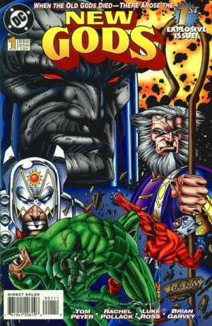 New Gods édition Issues V4 (1995 - 1997)