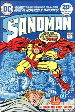 Sandman édition Issues V1 (1974 - 1975)
