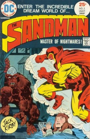 Sandman # 3 Issues V1 (1974 - 1975)