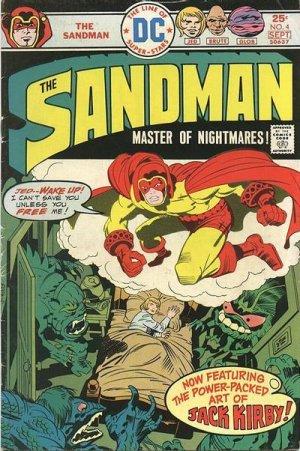 Sandman # 4 Issues V1 (1974 - 1975)