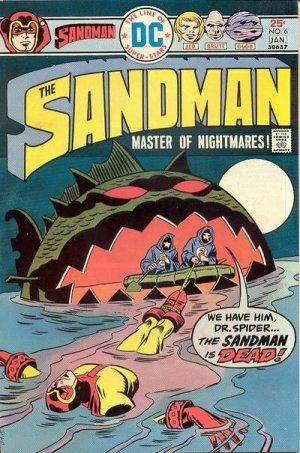 Sandman # 6 Issues V1 (1974 - 1975)