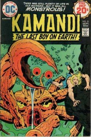 Kamandi # 21 Issues V1 (1975 - 1978)