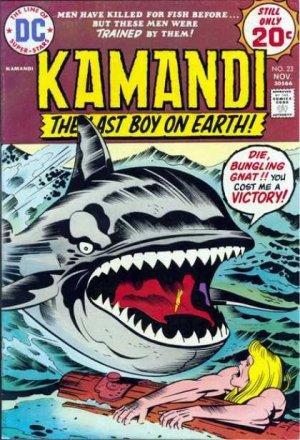 Kamandi # 23 Issues V1 (1975 - 1978)
