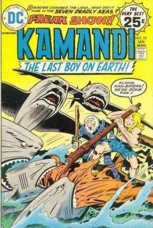Kamandi # 25 Issues V1 (1975 - 1978)