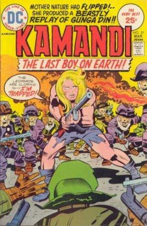 Kamandi # 27 Issues V1 (1975 - 1978)