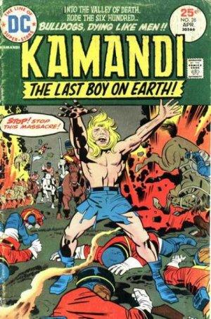 Kamandi # 28 Issues V1 (1975 - 1978)