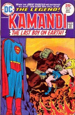 Kamandi # 29 Issues V1 (1975 - 1978)