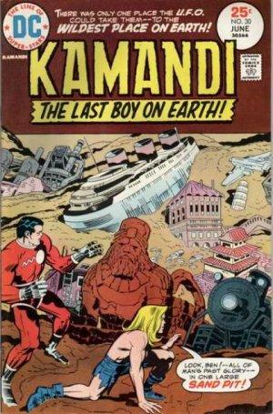 Kamandi # 30 Issues V1 (1975 - 1978)