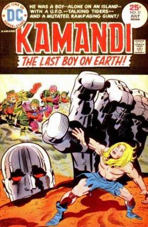 Kamandi # 31 Issues V1 (1975 - 1978)