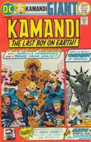 Kamandi # 32 Issues V1 (1975 - 1978)
