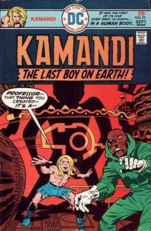 Kamandi # 33 Issues V1 (1975 - 1978)